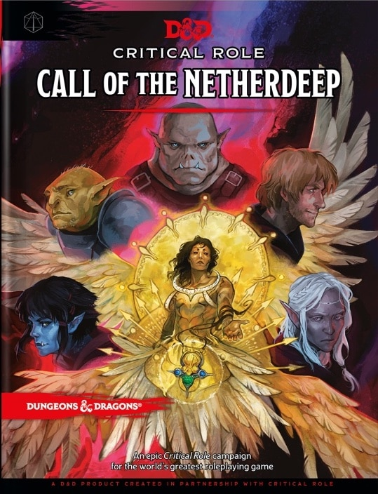 Dungeons & Dragons: Critical Role: Call of the Netherdeep